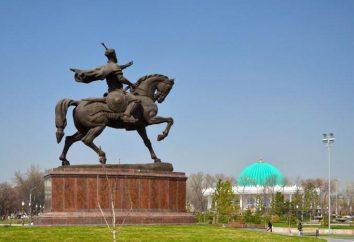 Uzbekistan: ludzie i ich liczby. Skład etniczny i miasto. Zwyczaje i tradycje Uzbeków