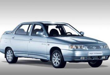 Przegląd samochodu VAZ-21108
