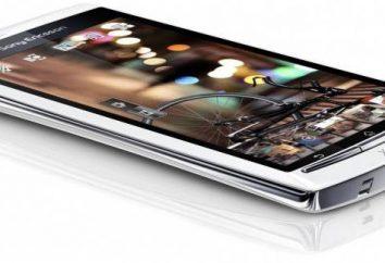 Sony Ericsson Xperia Ray: caractéristique, révision, avis. Sony Ericsson Xperia Ray est pas inclus