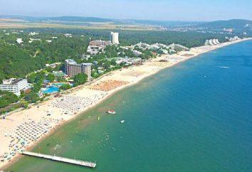Bulgaria Hotel (Albena). Hotel 4 *, Albena foto, prezzi e recensioni di turisti provenienti dalla Russia