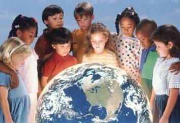 date spéciale – Journée internationale des enfants