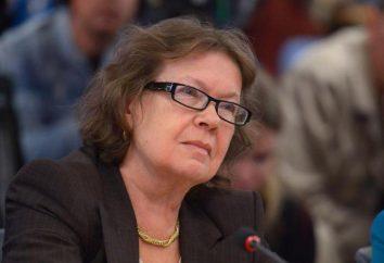 Zinoveva Olga Mironovna: le sort de la grande femme penseur