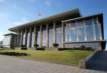 Palácio da Independência, Minsk: endereço, descrição, excursões