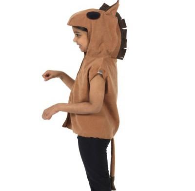 ottenere a buon mercato la più grande selezione del 2019 dove comprare Come fare un cavallo costume di carnevale con le mani: due ...