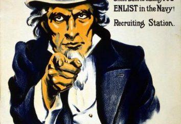 Uncle Sam – jeden z symboli narodowych Stanów Zjednoczonych
