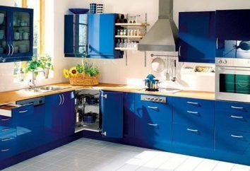 La combinazione di colori all'interno della cucina: un approccio moderno