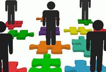 rola społeczna – jest zachowanie człowieka w społeczeństwie wiąże się ze statusem społecznym
