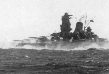 """Retardatário para a guerra – o encouraçado """"Yamato"""""""