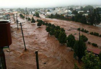 O que é uma inundação, onde, quando e por que eles ocorrem