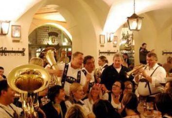 Monachium restauracje: niektóre miejsca warte odwiedzenia