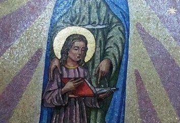 En regardant dans le calendrier: le jour où un ange Anna