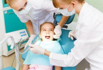 Odontoiatria pediatrica: Petrozavodsk, sulla strada per la medicina moderna