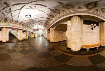 La station de métro « Théâtre »