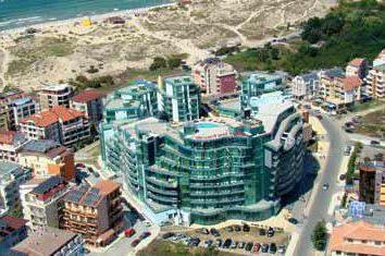 Grand Hotel Primorsko (Bulgaria / Primorsko): descripción del hotel, comentarios. Vacaciones en Primorsko