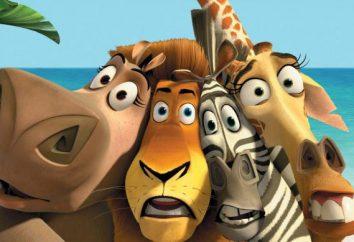 Quel hippopotames mignon de « Madagascar »! Quel est le nom du personnage?