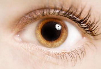 Jak zmniejszyć uczniów: krople do oczu dla zwężenia źrenicy