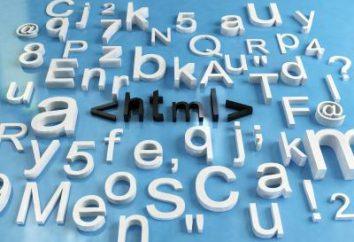 Quelle est la ligne de course HTML