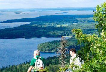 Carelia settentrionale, Finlandia: la natura, il relax, la pesca