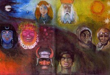 Archetypen sind ein kollektives Unbewusstes