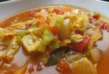 Comment faire cuire la soupe avec de la choucroute en multivarka?