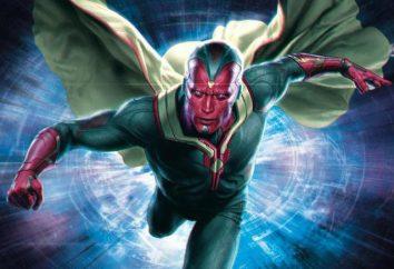 """Avenger Vizhen: biografía del personaje, la historia de las apariciones en la franquicia """"Avengers"""""""