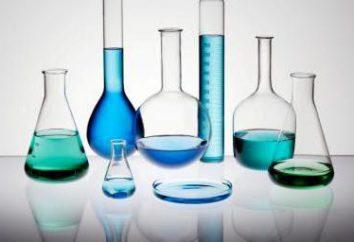 Die Substanz, die in der Chemie – was ist das? Eigenschaften von Stoffen. Substanzklassen
