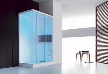 Prysznic: rozmiary, ceny realne