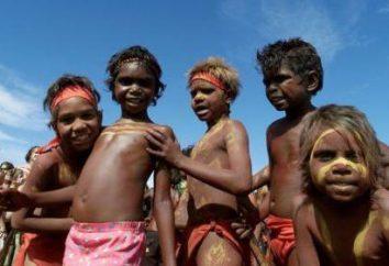 Aborigeni – i nativi di una certa area
