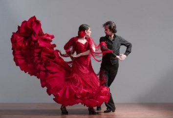 Hiszpański narodowy strój: opis, rodzaje i zdjęcia