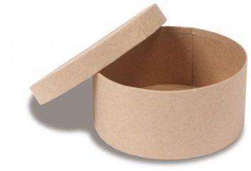 La scatola è realizzata in bobine di nastro adesivo: Master Class