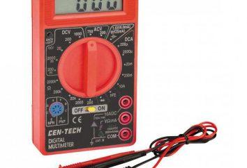 Wie die Kapazität der Batterie Multimeter messen: Schritt für Schritt Anleitung