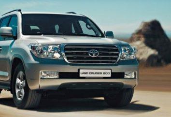 Toyota Land Cruiser 200 – le légendaire SUV