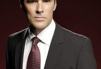 Thomas Gibson, un talentoso y carismático actor estadounidense, intérprete de roles de segunda línea