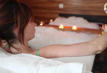 banho de espuma: como fazer um banho de espuma com suas próprias mãos?