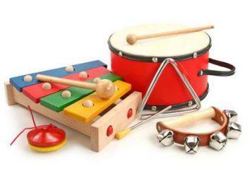 Glockenspiel – Instrumenty muzyczne dla dzieci, które jak mama