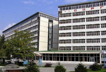 "Description du sanatorium ""Surgutneftegaz"" dans Lermontov"