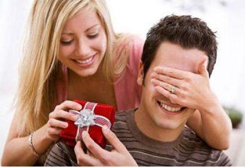Geschenke für den Mann mit seinen eigenen Händen: Stricken, Nähen, Walja, tkom, Herstellung Süßwaren