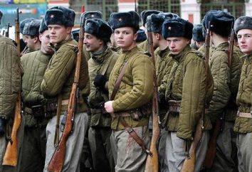 Che cosa portare con le reclute dell'esercito?
