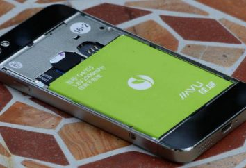 Smartphone Jiayu G4S: una visión general, especificaciones, fotos, comentarios