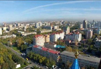Różnica w czasie Moskwa-Chabarowsk. Droga z zachodu na wschód