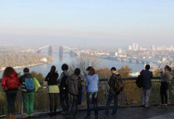 Luoghi d'interesse di Kiev per una passeggiata. I luoghi più interessanti a Kiev