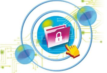 Protecção das informações de acesso não autorizado – um pré-requisito para o uso da internet