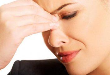 Ostre ropne zapalenie zatok przynosowych: przyczyny, objawy, diagnostyka, leczenie