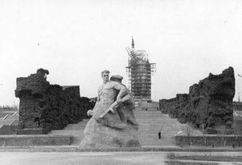 Mamaev Kurgan em Volgograd. Mamayev Hill – História