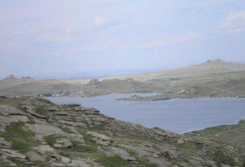 """País Complex """"poleiro"""" (centro de recreação). Descanso no lago Dubygalinskom"""