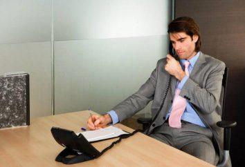 Contract Manager per un 44-FZ: Descrizione del lavoro, responsabilità, doveri
