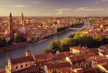 Italien, Verona. Antike und Mittelalter
