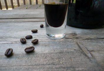Kaffeelikör: das Rezept zu Hause, Zutaten, kochen