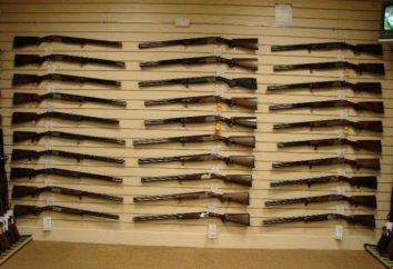 Waffen erlauben, wie zu bekommen? Anfragen für die Erlaubnis,