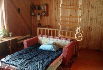 Descanse em Tomsk. Centros de recreação: alojamento, preços, fotos